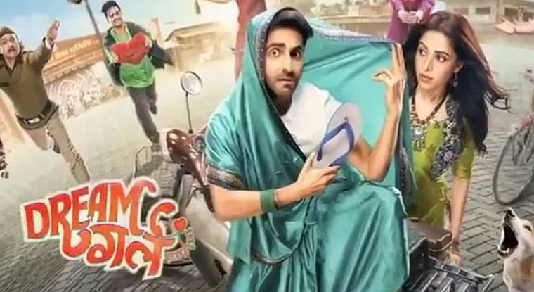 Ayushmann Khurrana's 'Dream Girl' enters in Rs 100 crore club!