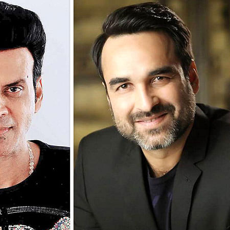 Here's why Pankaj Tripathi stole Manoj Bajpayee's slippers