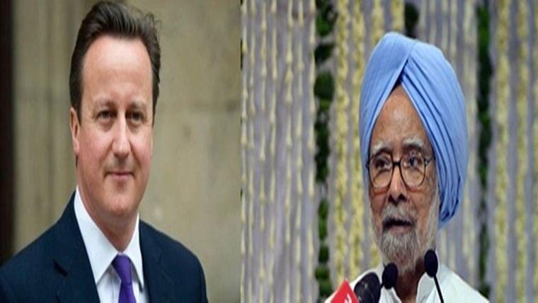 David Cameron reveals Manmohan Singh's Pakistan military action plan