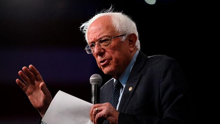 US Senator Bernie Sanders says 'deeply concerned' about situation in Kashmir