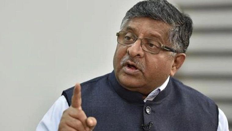 Sardar Patel was right and Jawaharlal Nehru wrong on Jammu and Kashmir: Ravi Shankar Prasad