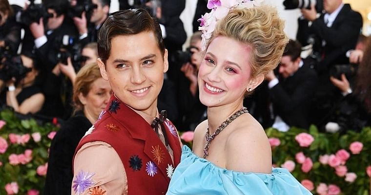 Lili Reinhart shuts down breakup rumours with 'Riverdale' co-star Cole Sprouse