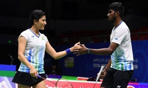 China Open: Pair of Satwiksairaj Rankireddy, Ashwini Ponnappa enter second round