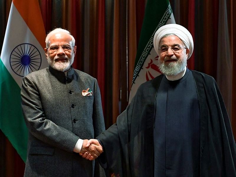 India supports diplomacy, dialogue to bring peace and stability in Gulf region: PM Narendra Modi to Hassan Rouhani
