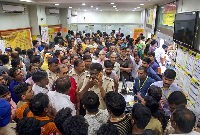 Mumbai: RBI freeze on city bank