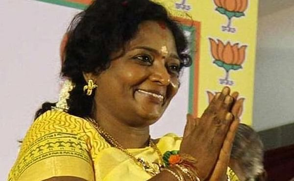 New Telangana Governor: A Congressman's daughter who rose in BJP