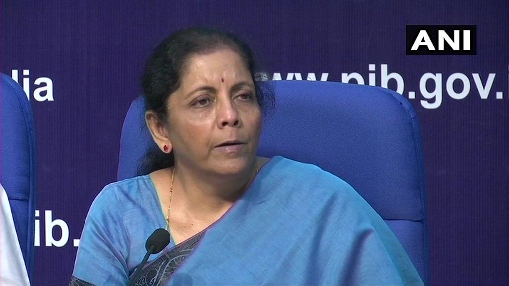 Sitharaman announces new measures for economy; RoDTEP to replace MEIS from 2020