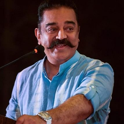 'No Shah, Sultan or Samrat must renege on' unity in diversity promise, says Kamal Haasan on Hindi imposition