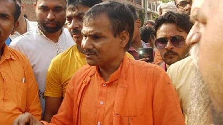 Hindu Mahasabha leader Kamlesh Tiwari shot dead in Lucknow