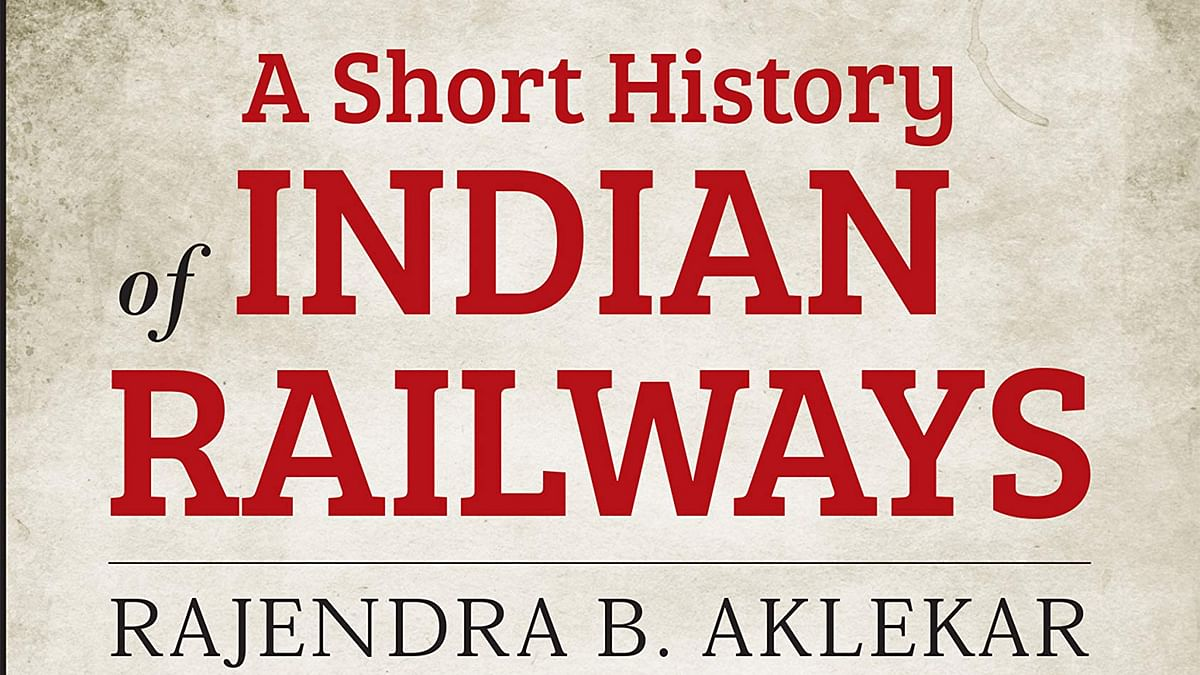 Book Review: A Short History of Indian Railways
