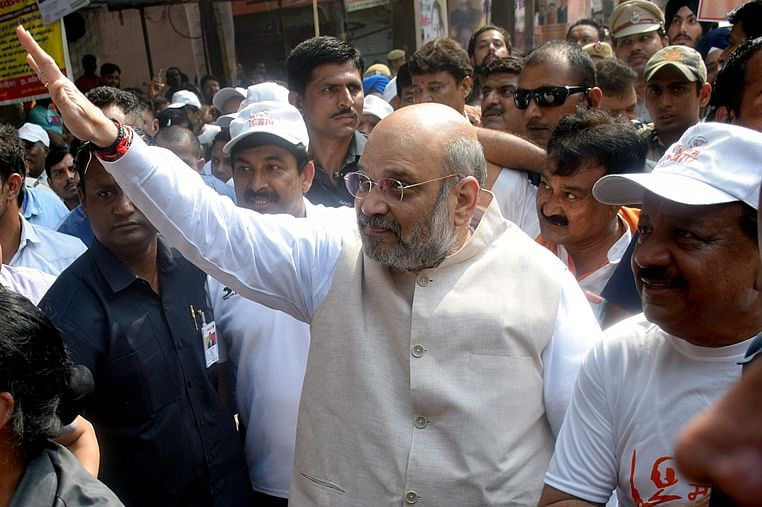 Shun single-use plastic, carry own bags to market, says Amit Shah