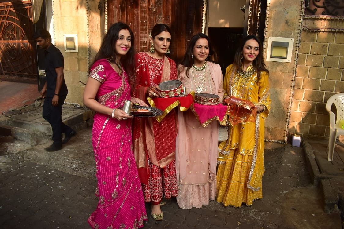 From Shilpa Shetty to Sonakshi Sinha: How Bollywood beauties observed Karva Chauth 2019