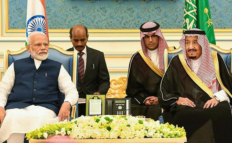 PM Modi arrives in Delhi after concluding Saudi Arabia visit, signs agreements in key sectors
