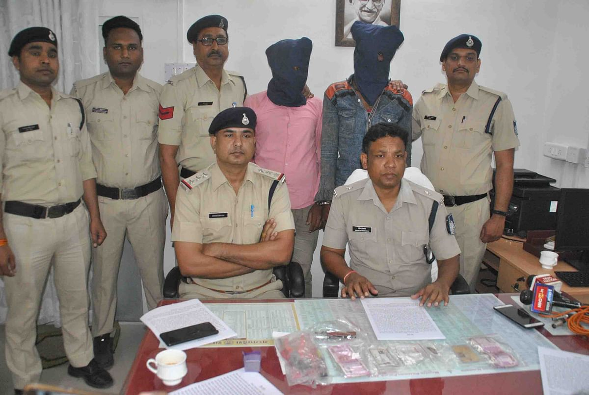 Ujjain: Train robbers' racket busted
