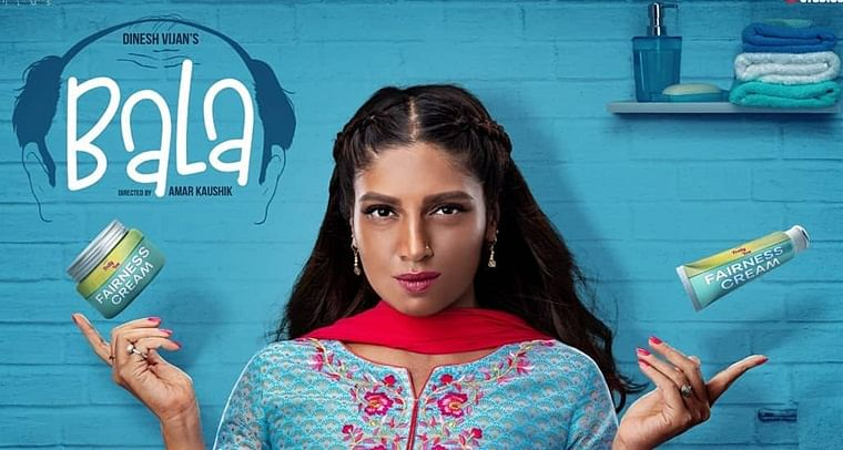 Twitter slams Bhumi Pedenkar for her 'brownface' in Bala