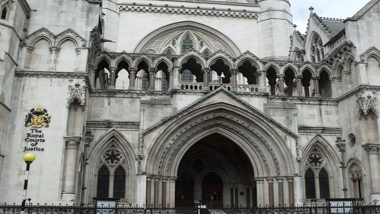 The UK High Court.