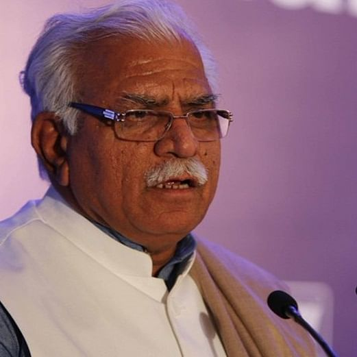 Manohar Lal Khattar announces cash incentives for reporting stubble-burning as Delhi's AQI enters 'emergency' category