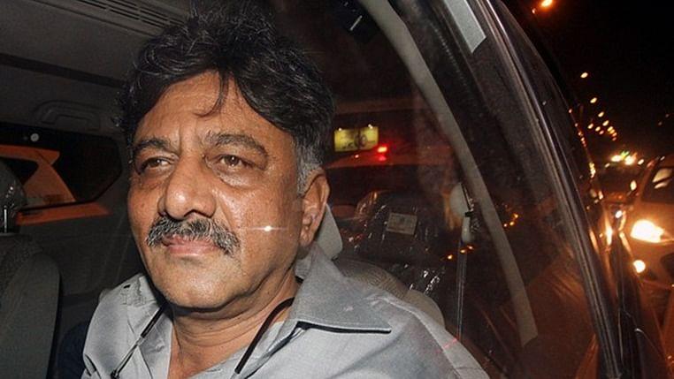 DK Shivakumar's custody extended till October 25