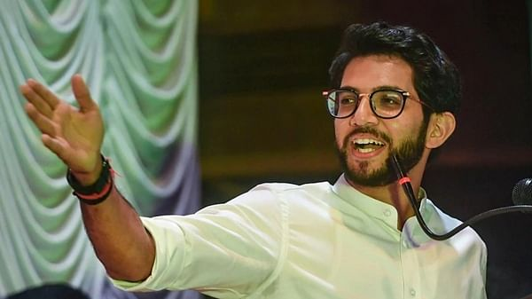 'Shiv Sena used to bring Mumbai to a halt': Twitter on Aaditya Thackeray's tweets on Aarey tree cutting