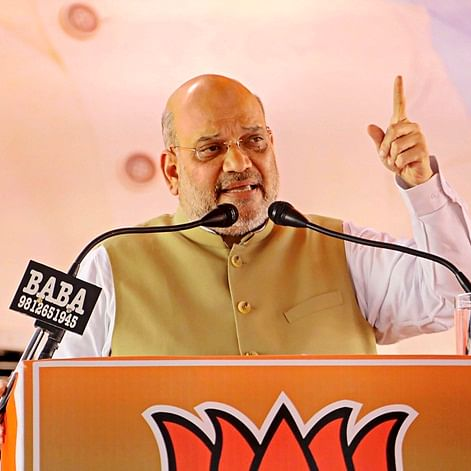 Centre's motive is to minimise RTI applications: Amit Shah