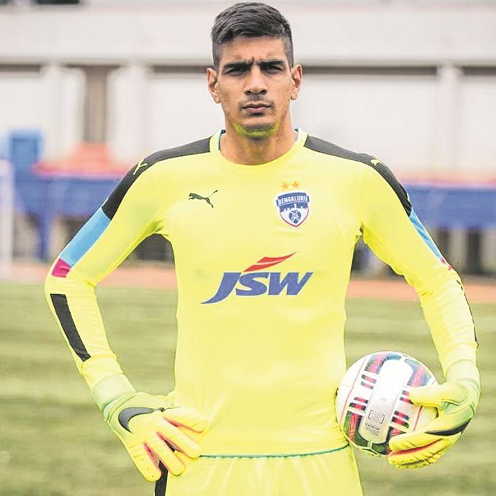 'India's Gurpreet Singh Sandhu one of top three goalkeepers in Asia'