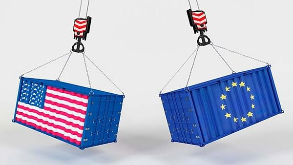 US imposes record USD 7.5 billion tariffs on European Union
