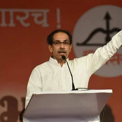 Head hangs in shame when I see current lot of Congress leaders: Uddhav Thackeray