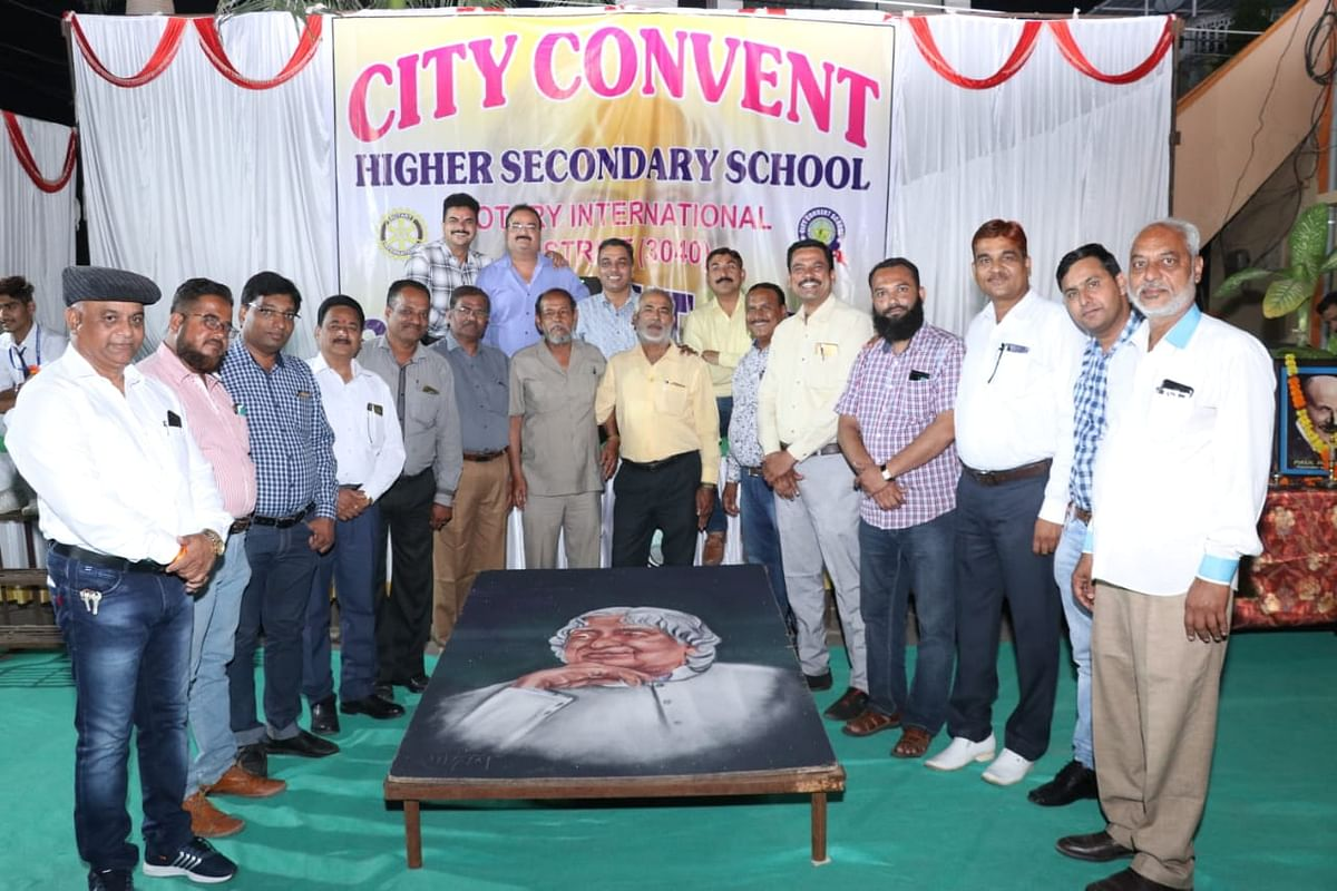 Dewas: Dr Kalam's birth anniversary celebrated as students day