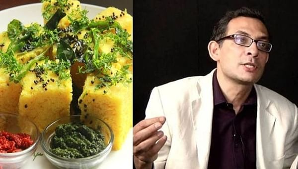 How Abhijit Banerjee's Nobel Prize started a Twitter war over dhokla