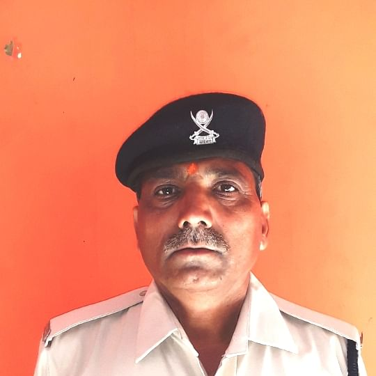 Ujjain: Home guard dies on duty