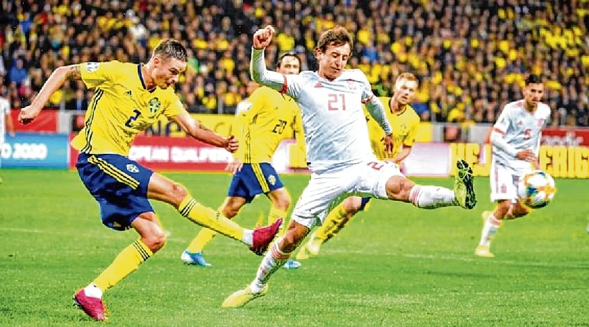 Spain make the cut for UEFA Euro 2020