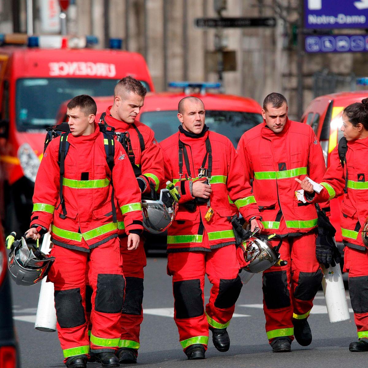 Four policemen killed in Paris stabbing