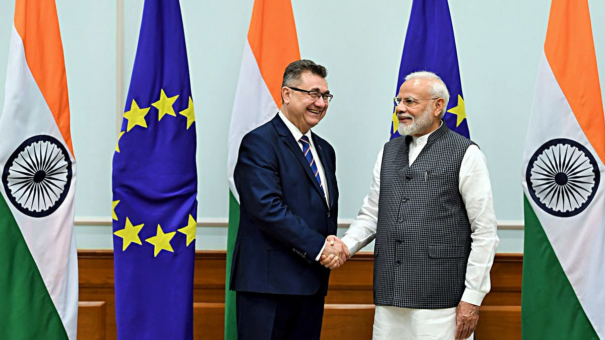 Biggest diplomatic blunder, says Congress on allowing EU MPs to visit Kashmir