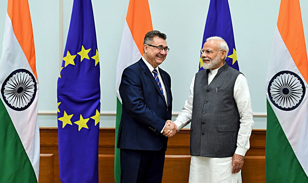 European Union delegation to visit Kashmir; PM Modi, NSA brief them on situation