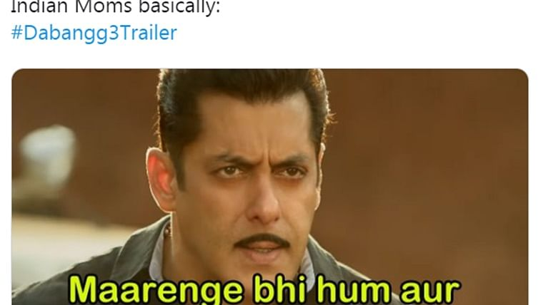Salman Khan's 'Dabangg 3' Trailer triggers meme fest on social media