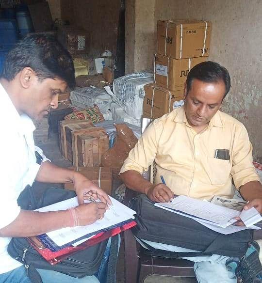Indore: 550 kg spurious mawa seized