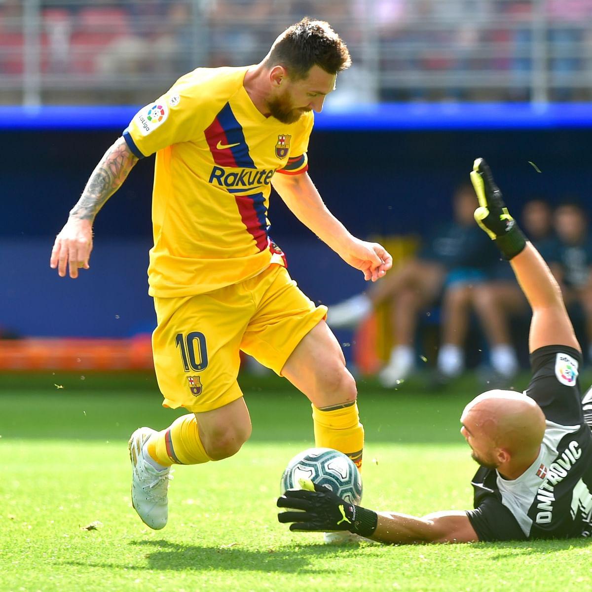 La Liga: Real Madrid beaten by Barcelona