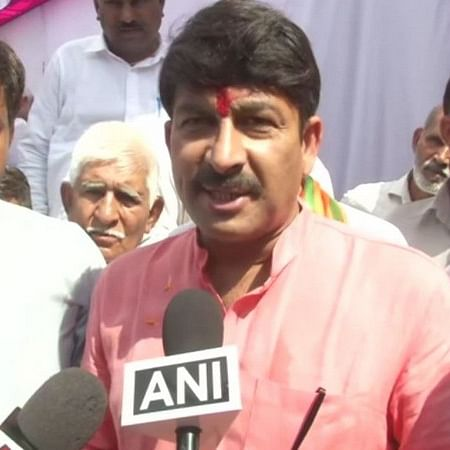 Whenever pollution levels shoots up, Arvind Kejriwal blames farmers, says Manoj Tiwari