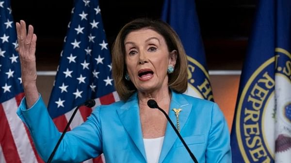 President Donald Trump trying to make lawlessness a virtue: Nancy Pelosi