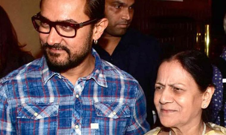 Aamir Khan's mother to give the first clap for Lal Singh Chaddha