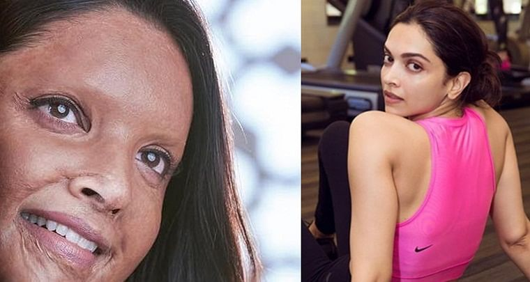 Why playing an acid victim in Chhapaak is Deepika's toughest role