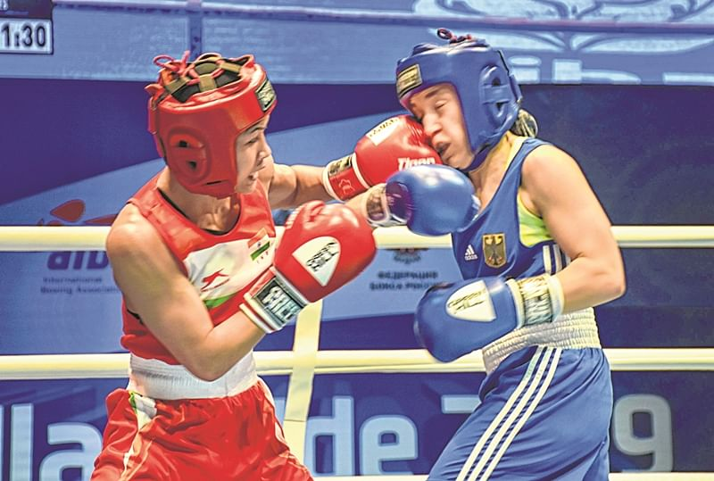 Women pugilists assure India of 4 medals at World Boxing Championships