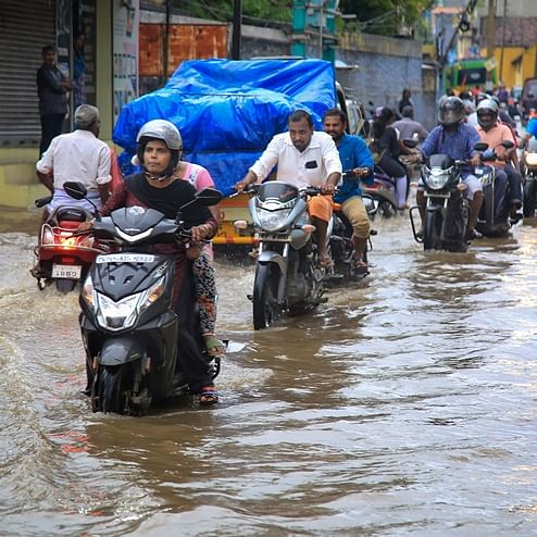 Rain plays spoilsport in Kerala bypoll even as voters turn up to exercise their franchise