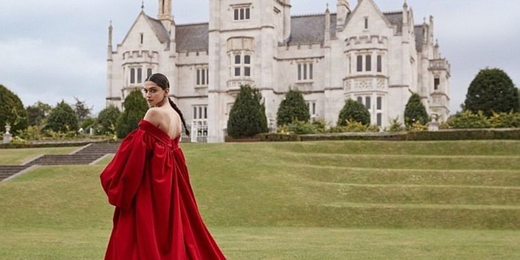 Deepika Padukone smokes up the cover of an international magazine