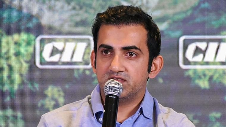 'Imran Khan is role model for terrorists': Gautam Gambhir slams Pakistan PM for his UNGA speech