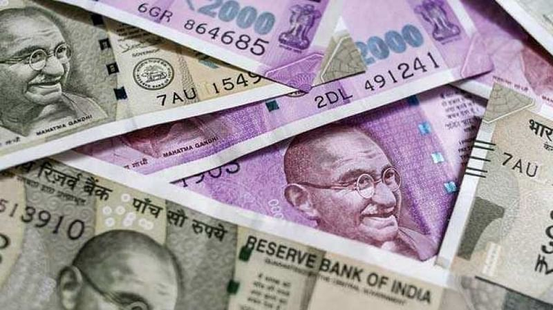 Rupee slips 16 paise, touches 72/USD level in early trade