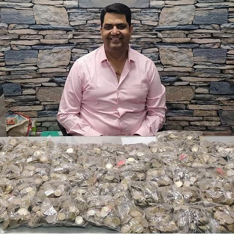 Satna district man purchases Honda Activa 125 BSVI by paying full amount in coins