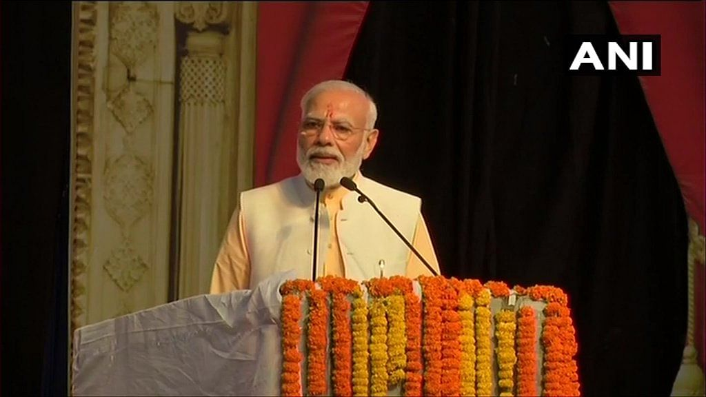 PM Modi urges people to take forward spirit of Navratra by furthering women empowerment