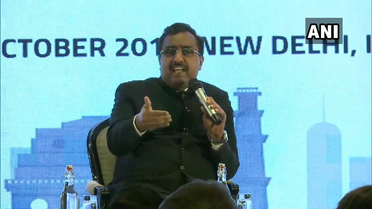 'It gets stronger with time': Ram Madhav rejects the 'Hitler, Mussolini were products of democracy' argument