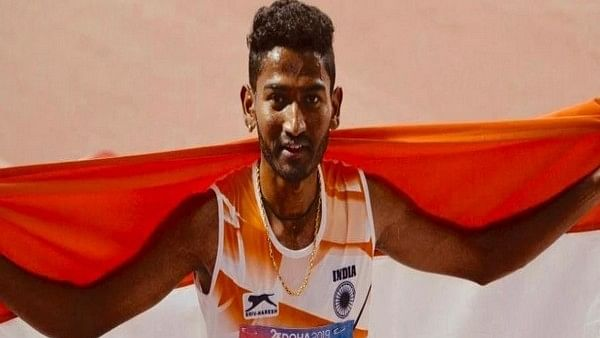 Avinash Sable secures Olympic berth in men's 3000m steeplechase
